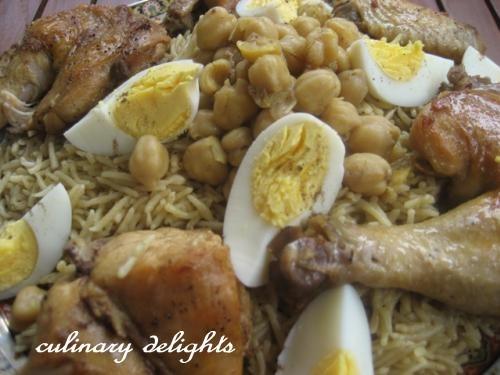 Algerian main dishes simply algerian for Algerian cuisine